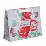Пакет горизонтальный крафтовый «Тебе на радость» - Мимишоп Интернет-магазин корейской косметики Екатеринбург